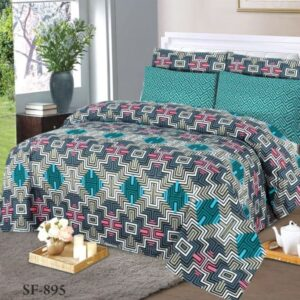 3PCS BED SHEET – SF-895