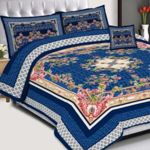 3PCS BED SHEET - D-228