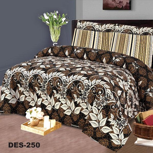 3PCS BED SHEET - DES-250