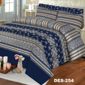 3PCS BED SHEET - DES-254