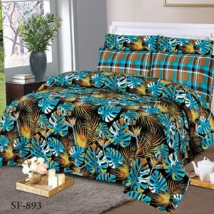 3PCS BED SHEET - SF-893