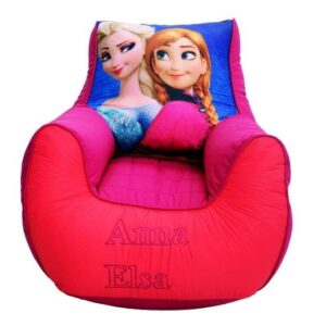 Anna Elsa Bean Bag kids sofa