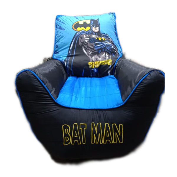 Bat Man Bean Bag Kids Sofa