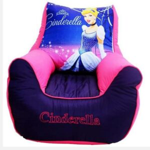 CINDERELLA KIDS BEAN BAG SOFA