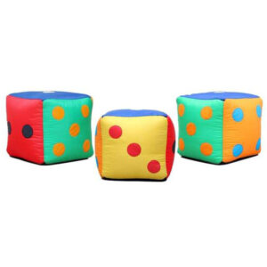 DICE BEAN BAG KIDS SOFA