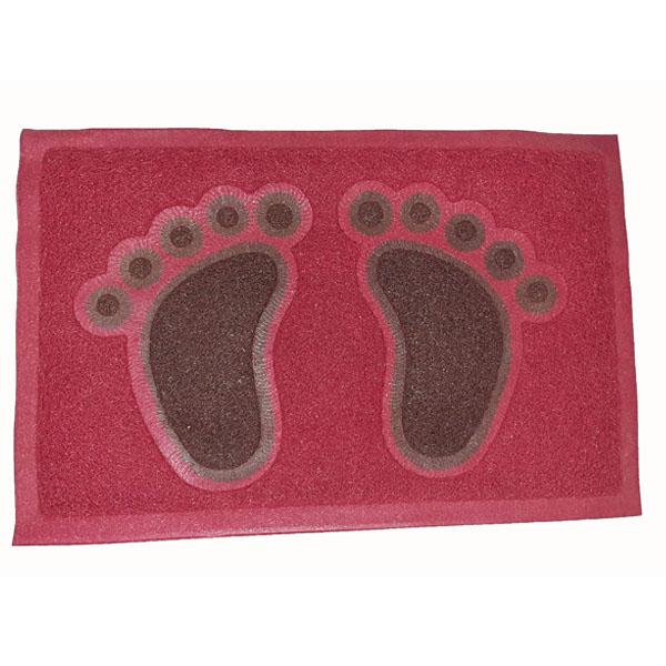 Grass foot print mat pakistan