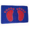 Grass foot print mat price