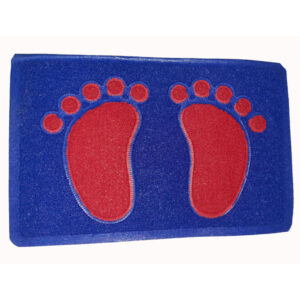 Grass foot print mat price
