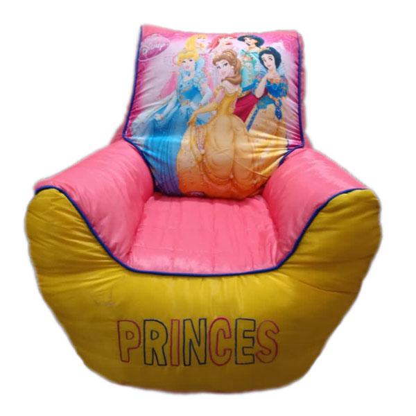 PRINCES BEAN BAG KIDS SOFA