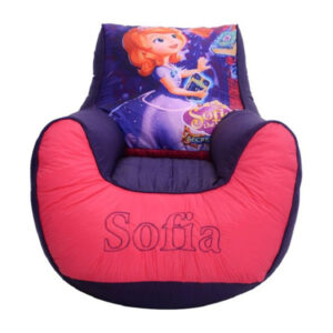 SOFIA BEAN BAG KIDS SOFA