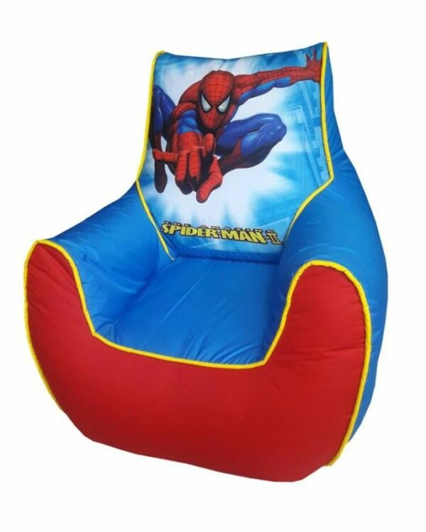 Spider Man Bean Bag Kids Sofa