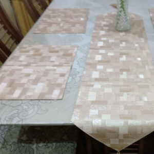 Table Runner leather fabric price