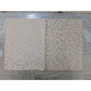 table runner leather faric coaster