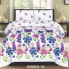 3PC BED SHEET-DES-134