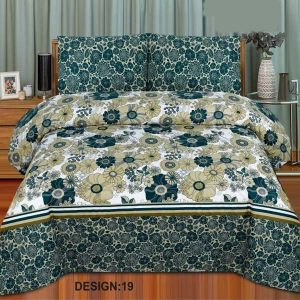 2PC Single BED SHEET-DES-002