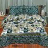 3PC BED SHEET-DES-19