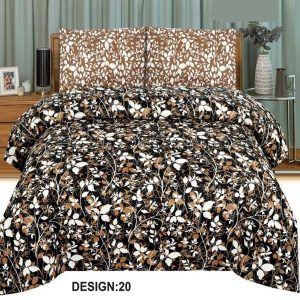 2PC Single BED SHEET-DES-003