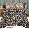 3PC BED SHEET-DES-20