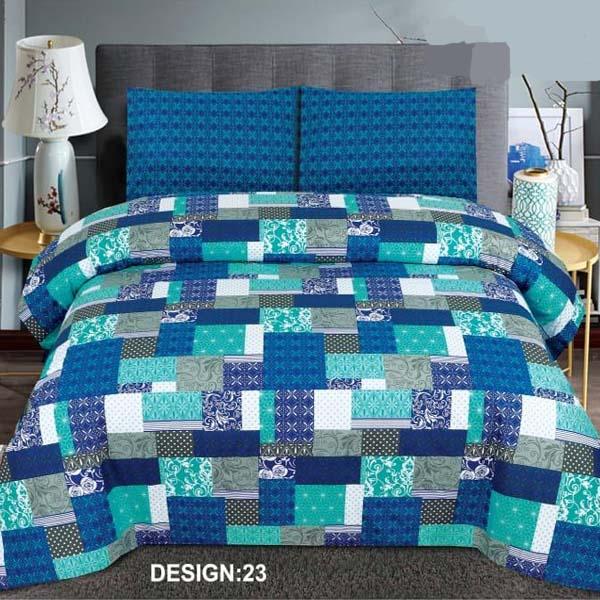 2PC BED SHEET-DES-006