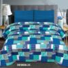 3PC BED SHEET-DES-23