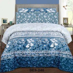 2PC Single BED SHEET-DES-021
