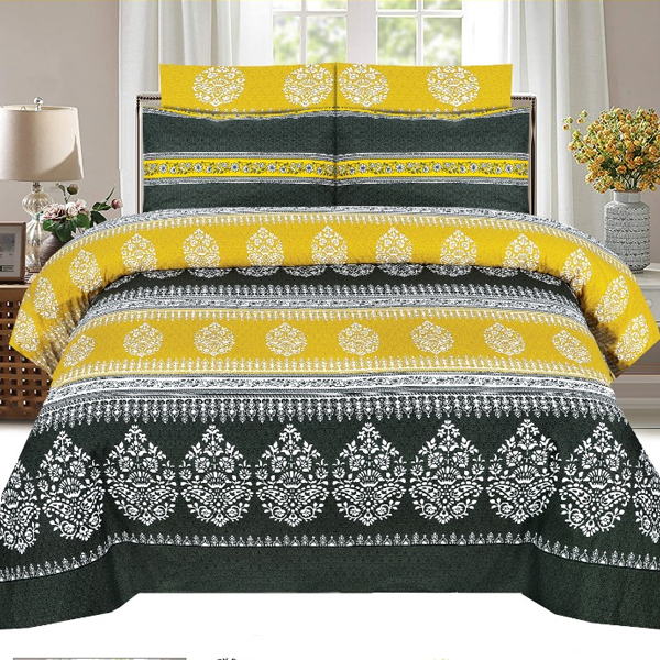 COMFORTER SET BED SHEET-CBS-19