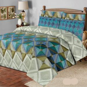 COMFORTER SET BED SHEET-CBS-22