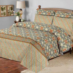 COMFORTER SET BED SHEET-CBS-25
