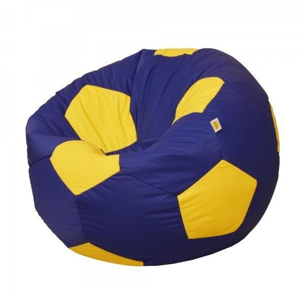 FOOTBALL FABRIC BEAN blue