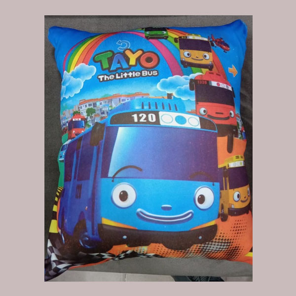 Tayo cushion cover