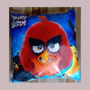 angry birds cushion cover