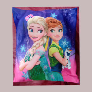 anna elsa cushion cover