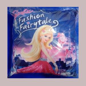 barbie cushion cover