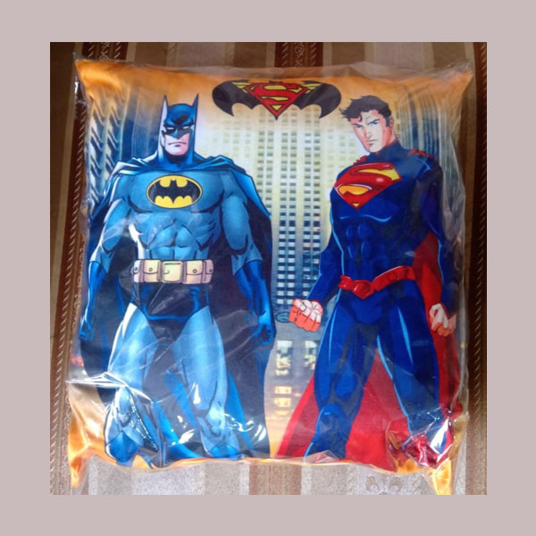 bat man cushion cover