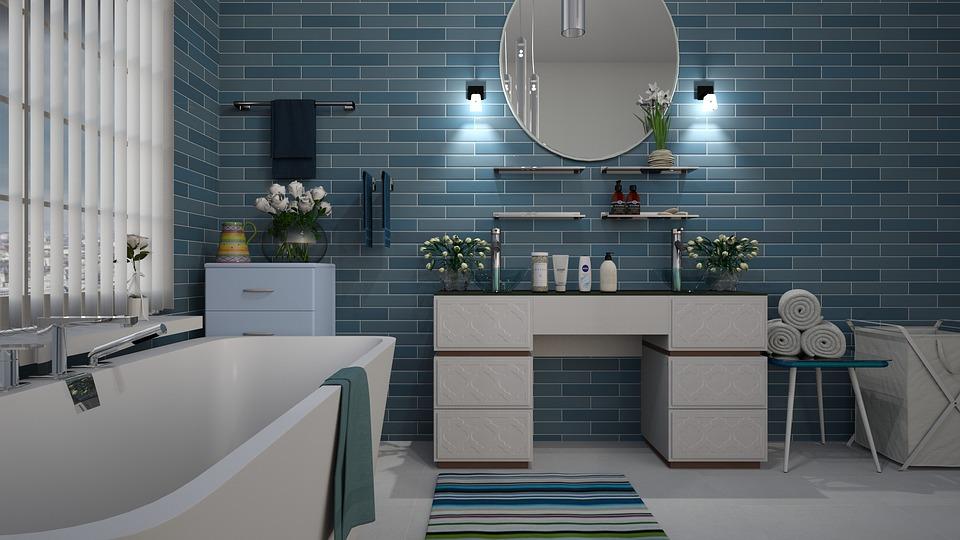bathroom tile trend