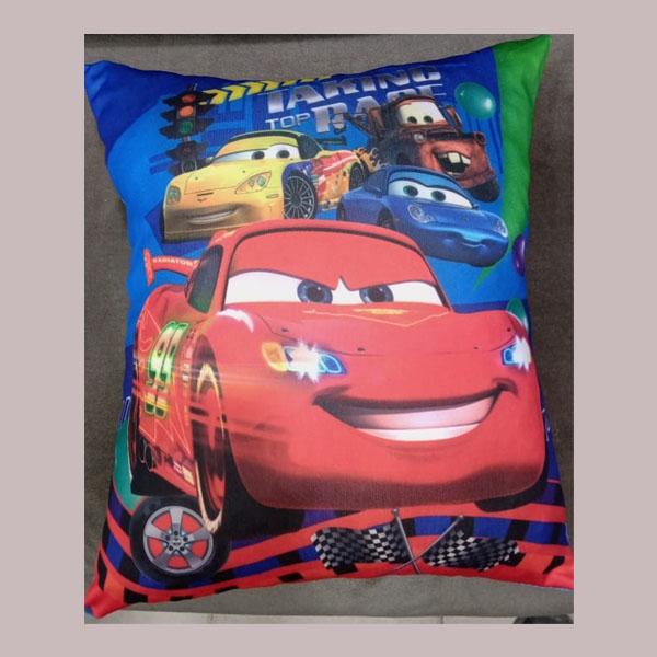cars cushion cover