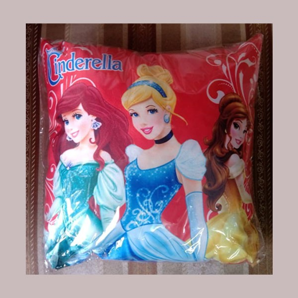 cinderella cushion cover