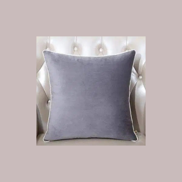 cushion cover plain