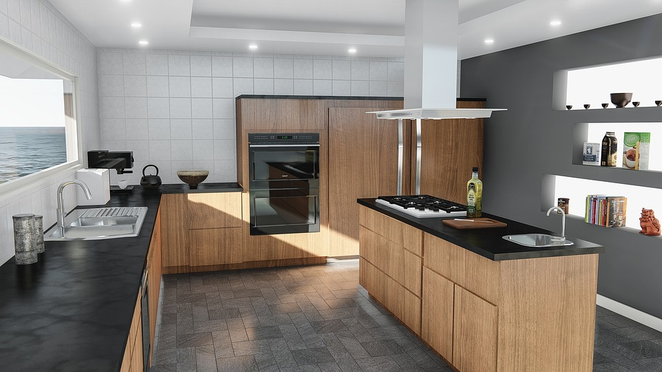 how to decor kitchen wall