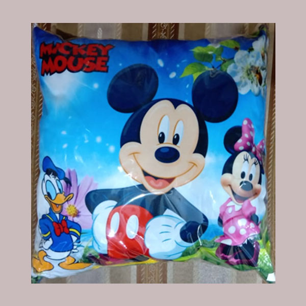 mickey mouse cushion cover