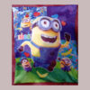 minions cushion cover