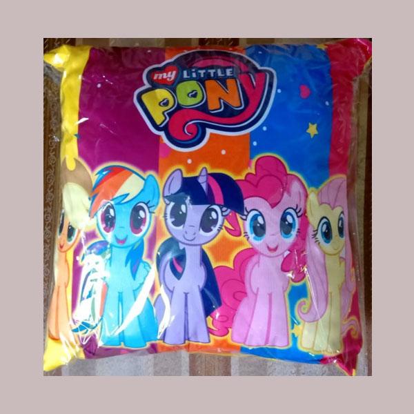 my little pony cushion