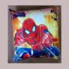 spiderman cushion cover