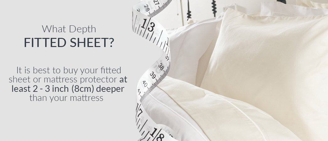Fitted Bed Sheets Measurement
