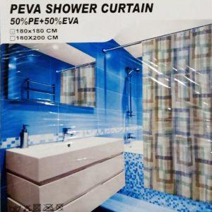 PEVA Waterproof Shower Curtain Bathroom WSC-05-