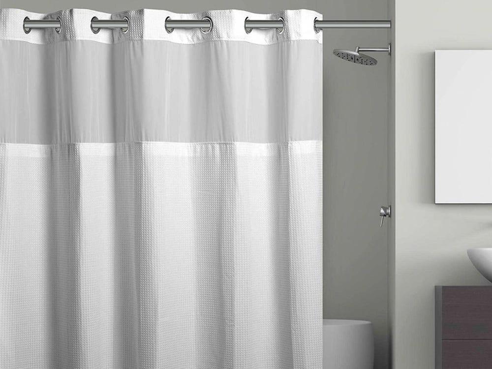bathroom waterproof cutains