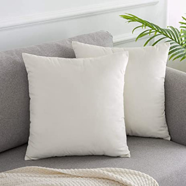 cushion cover Ivory color